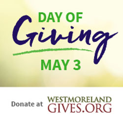Day of Giving – Tuesday, May 3rd