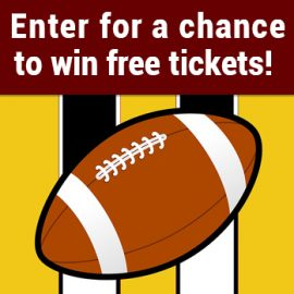 Enter to Win Steelers Tickets
