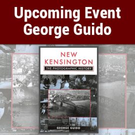 George Guido – Presentation, Q&A, and Book Signing