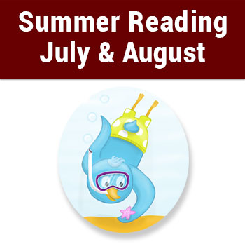 July/August Summer Reading Program