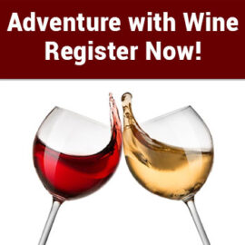 10th Annual Adventure with Wine
