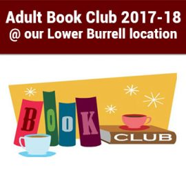 Peoples Library Adult Book Club 2017-18