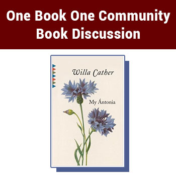 One Book One Community Book Discussion