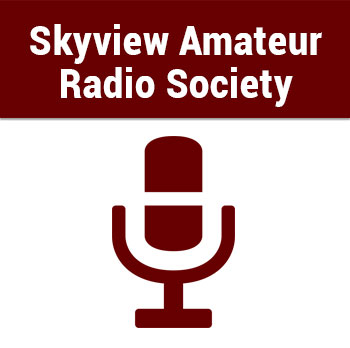 Skyview Amateur Radio Society