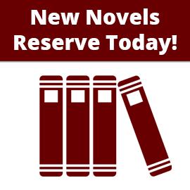 New Novels – Coming Soon